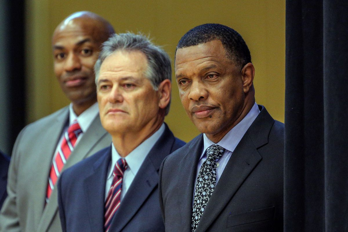 Demps and Gentry better put a smile on Mickey's face before they get canned.