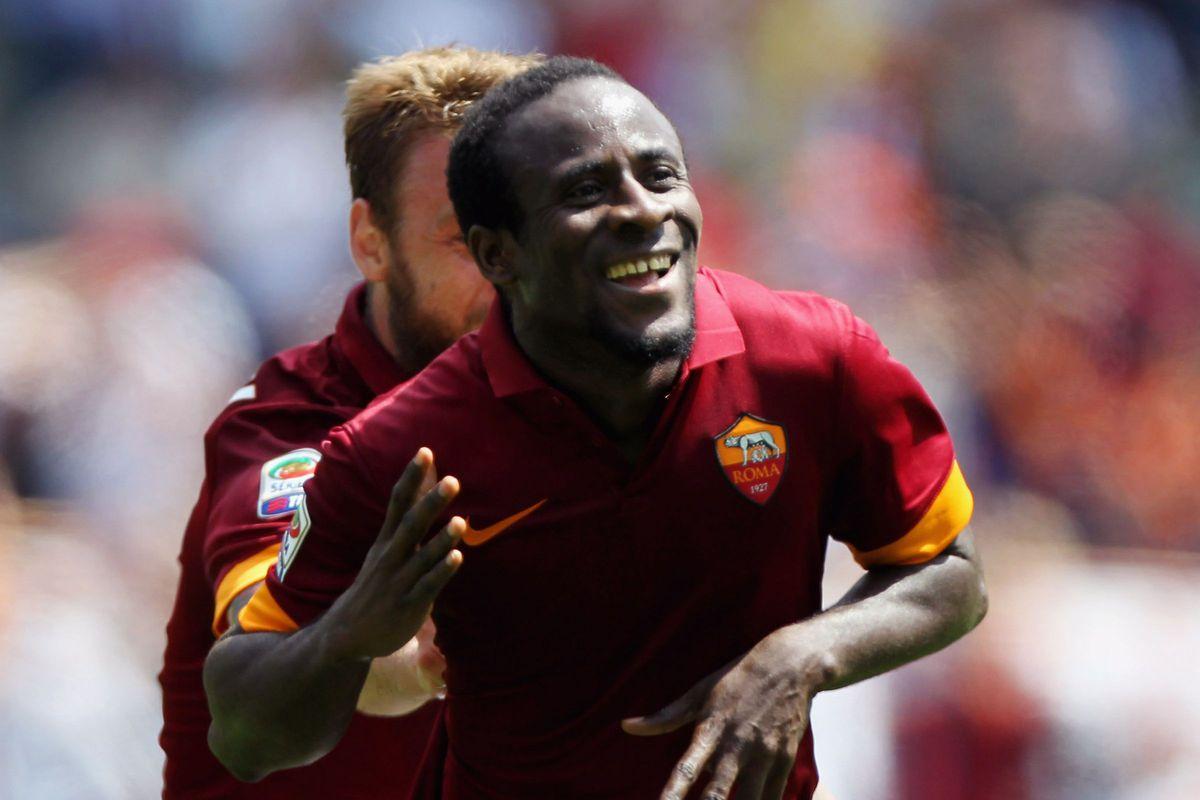 Roma Loan Seydou Doumbia to Basel Chiesa Di Totti