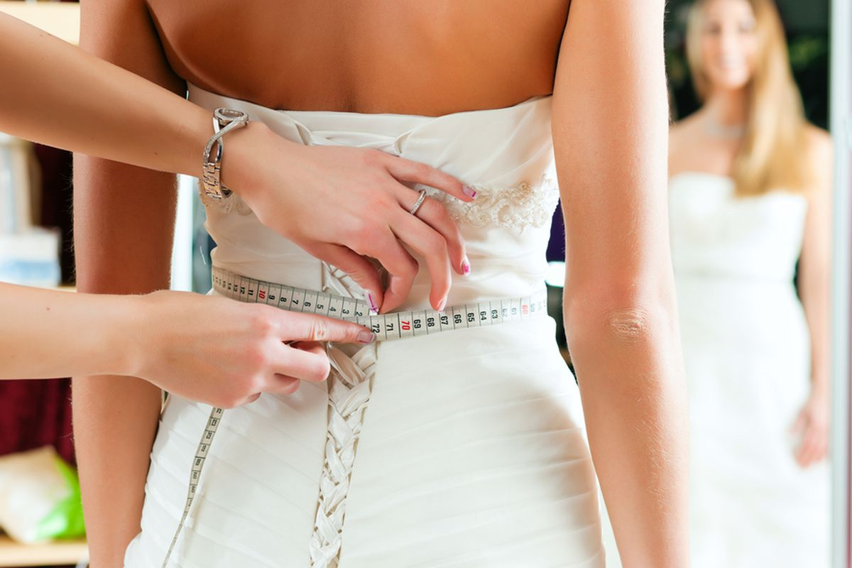 The Pros And Cons Of Buying My Wedding Dress Online Racked