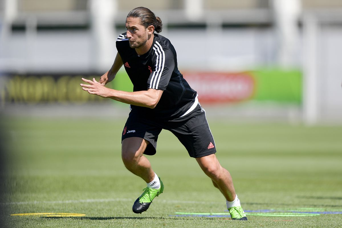 Juventus Morning Training Session