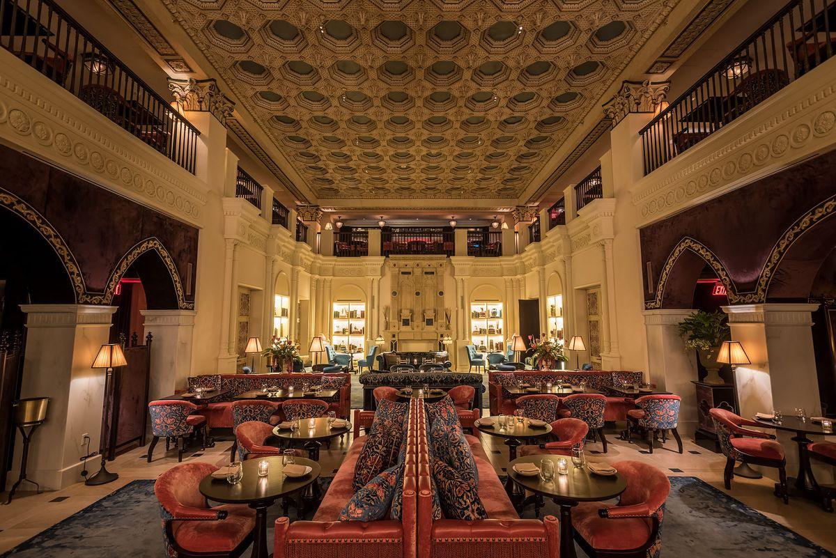 Nomad La Lobby Bar And Lounge Wonho Frank Lee