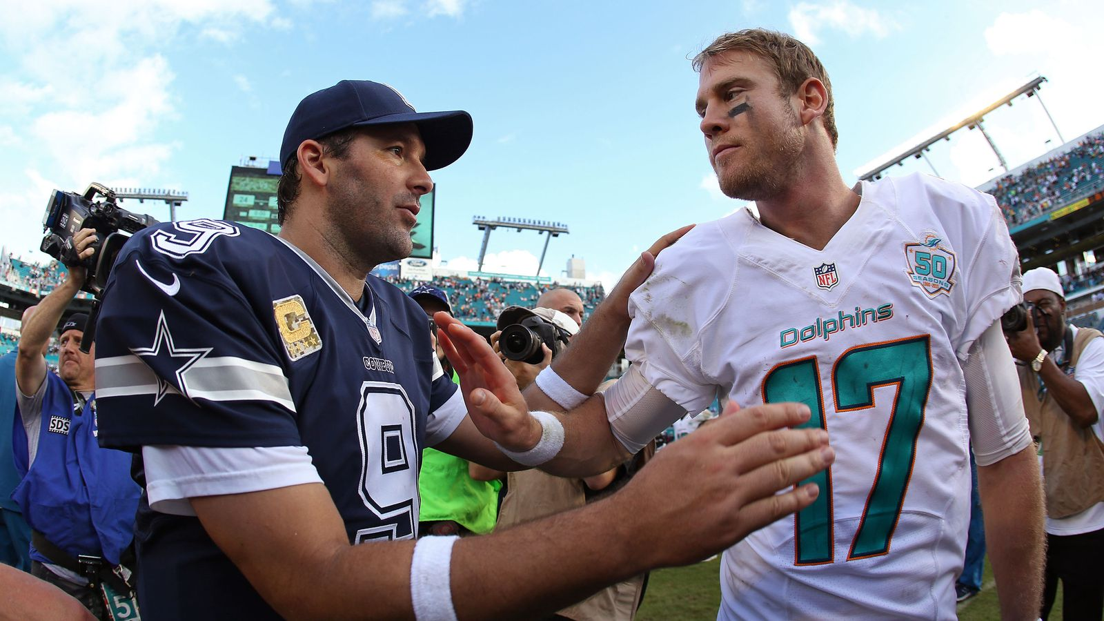 Dolphins at Cowboys live stream, TV schedule, game time, and more