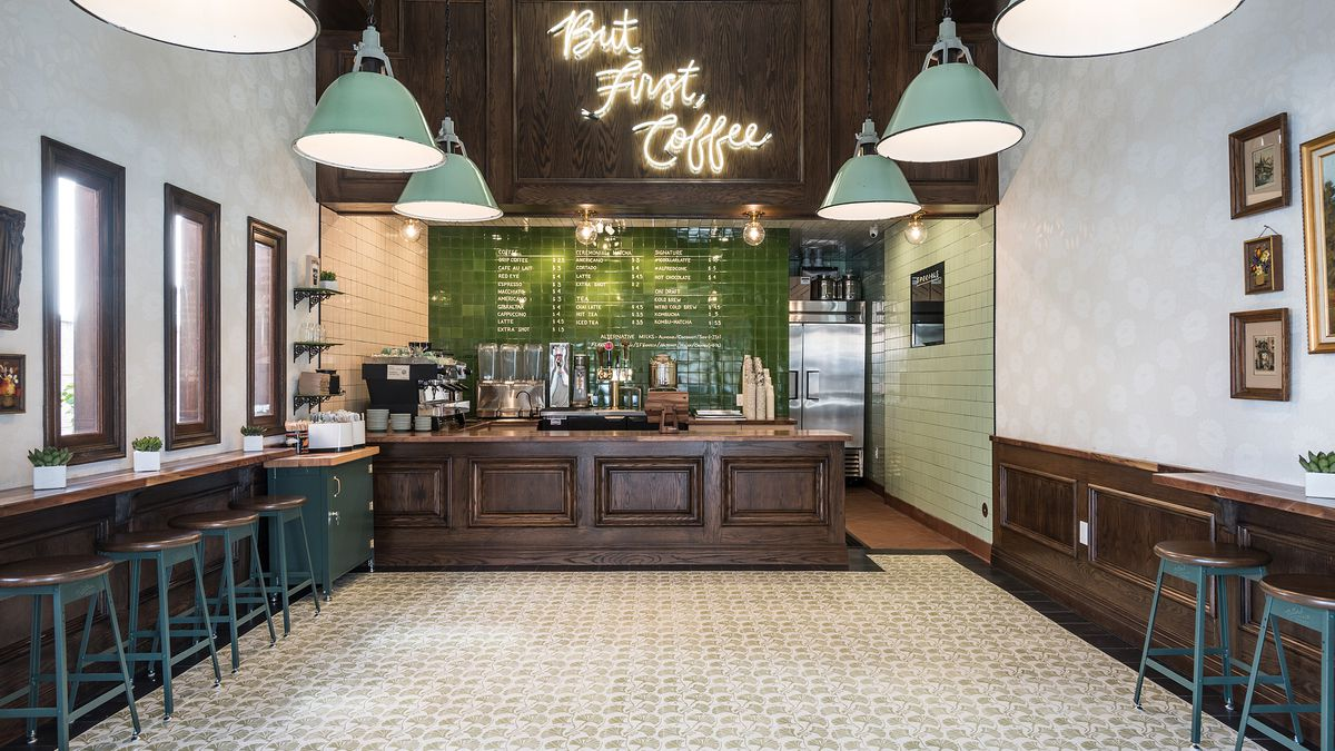 Alfred Coffee, Studio City
