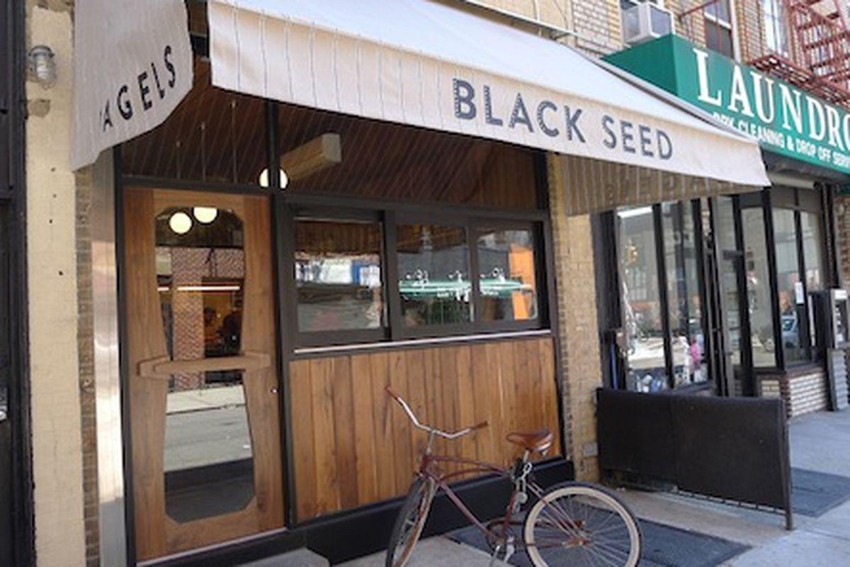 Black Seed Bagels, NYC.