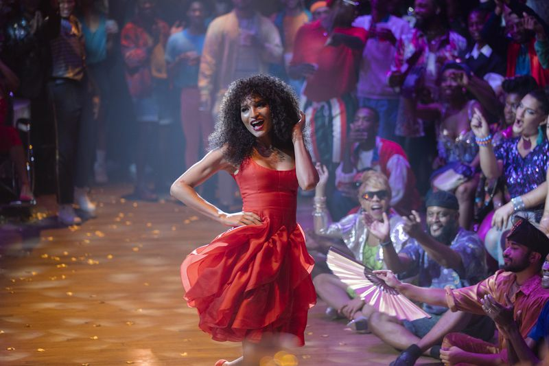 Indya Moore stars in Pose.