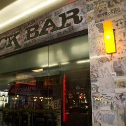 Rock Bar is part of PBR Rock & Grill at the Miracle Mile Shops.