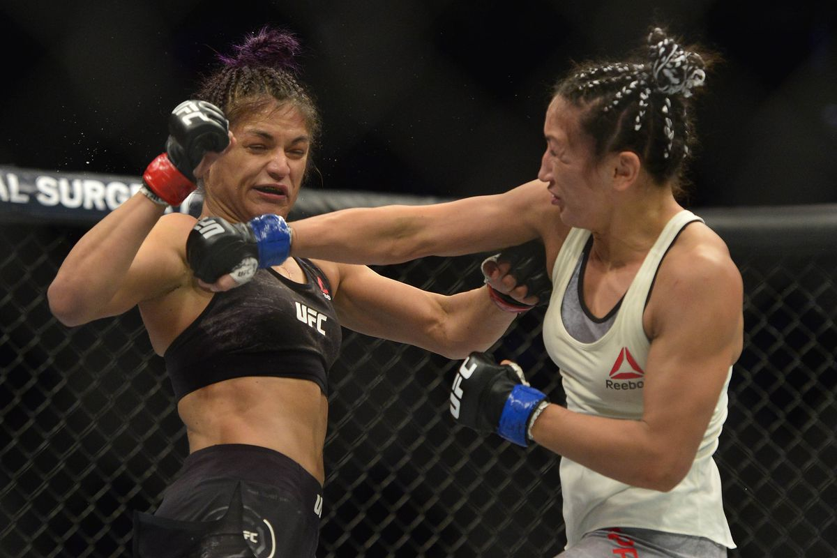 Image result for carla esparza ufc