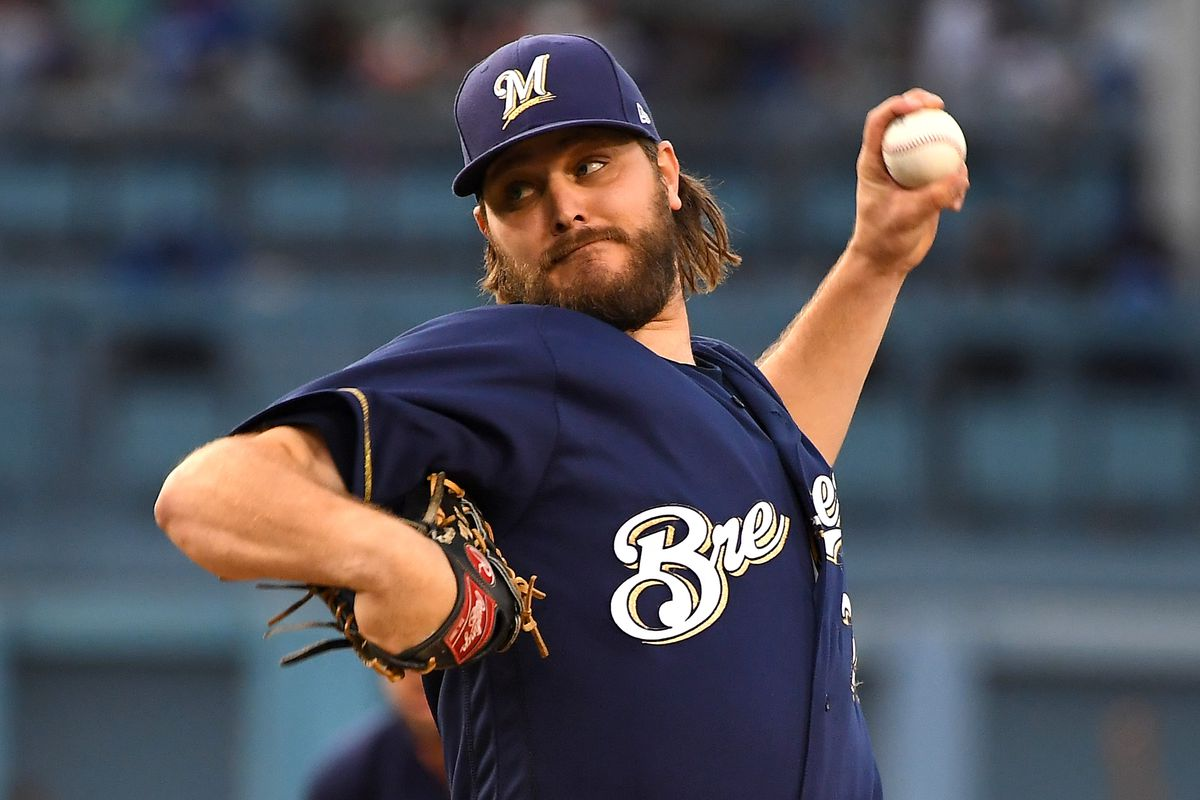 Image result for wade miley brewers