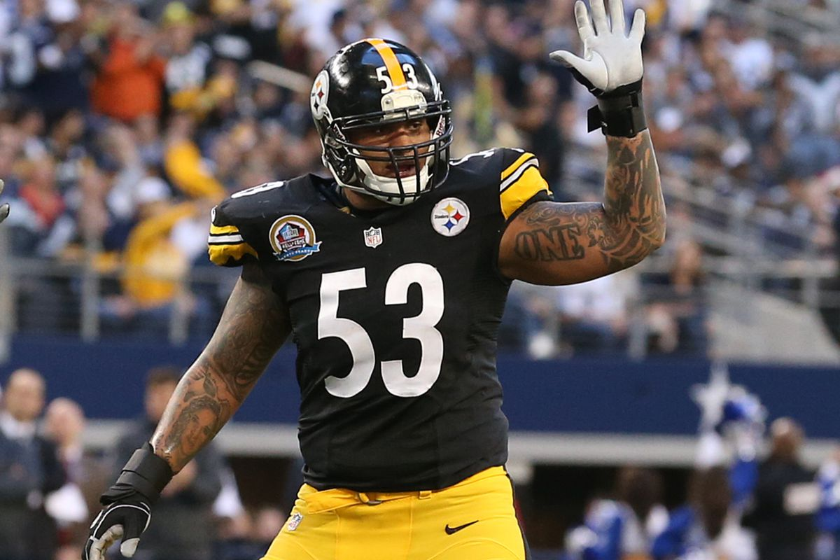 The Steelers have taken a calculated risk by making Maurkice