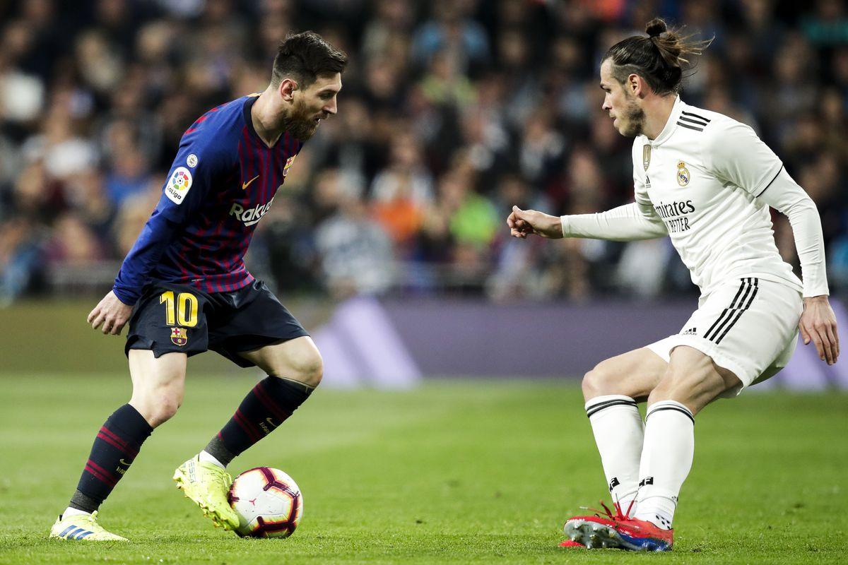 Real Madrid v FC Barcelona - La Liga Santander