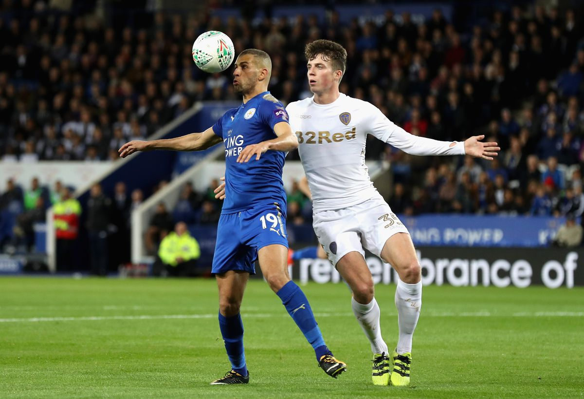 Leicester City v Leeds United - Carabao Cup Fourth Round