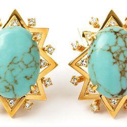 Lele Sadoughi Sunshine Earrings, was $117.00, now $195.00