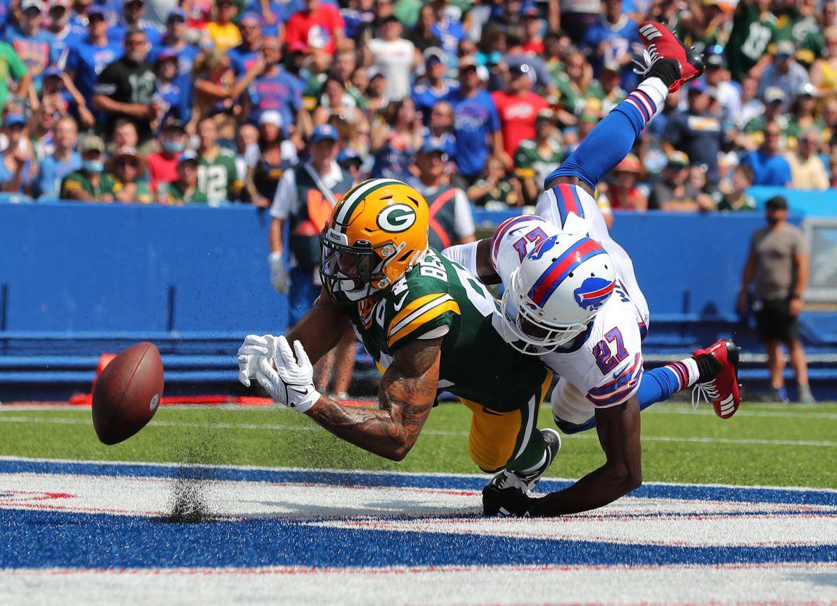 Green Bay Packers v Buffalo Bills
