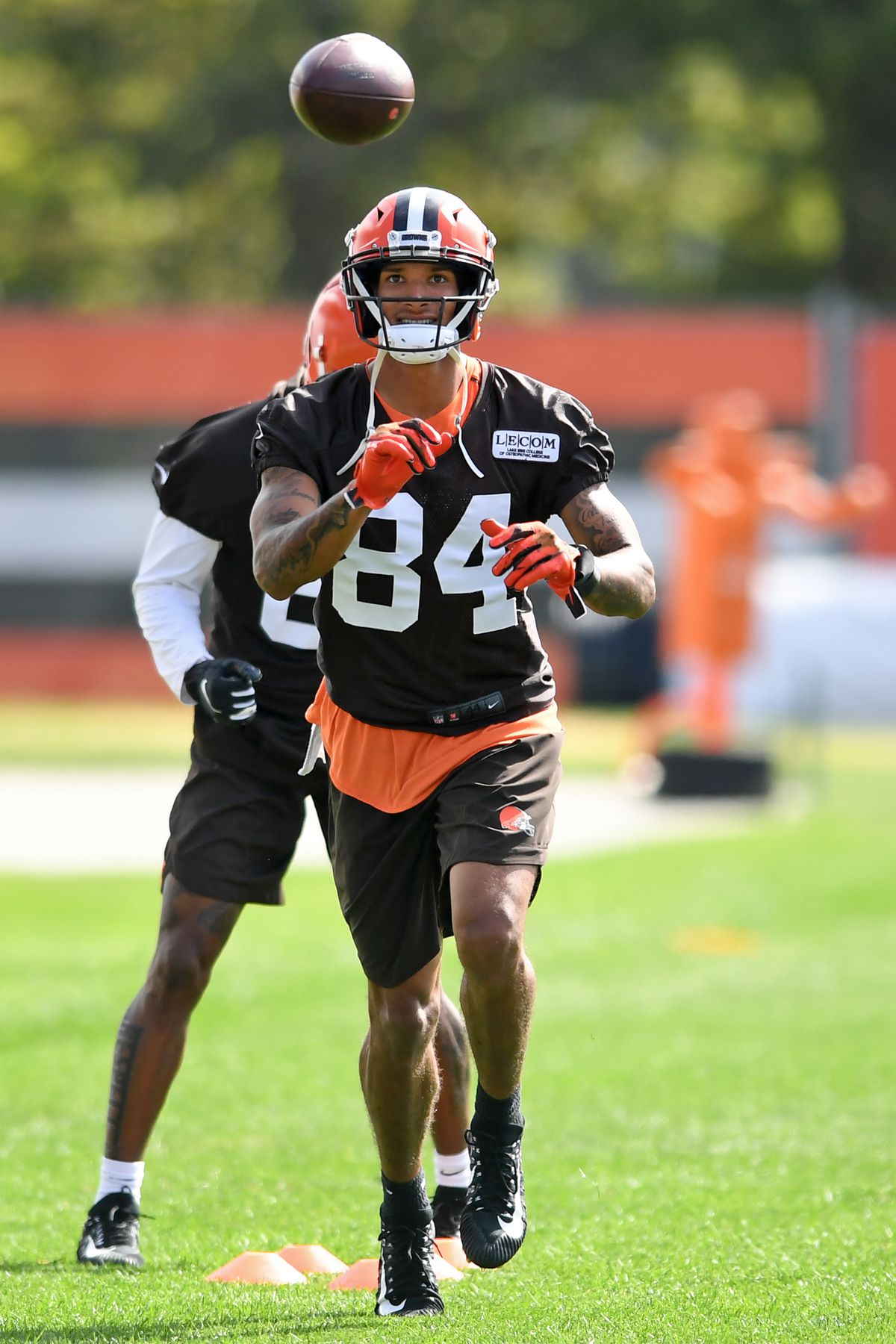 Cleveland Browns Practice