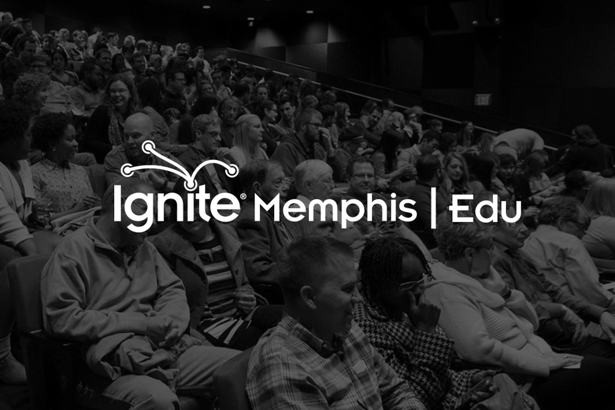 The first education-themed Ignite event will come to Memphis on Monday, April 24.