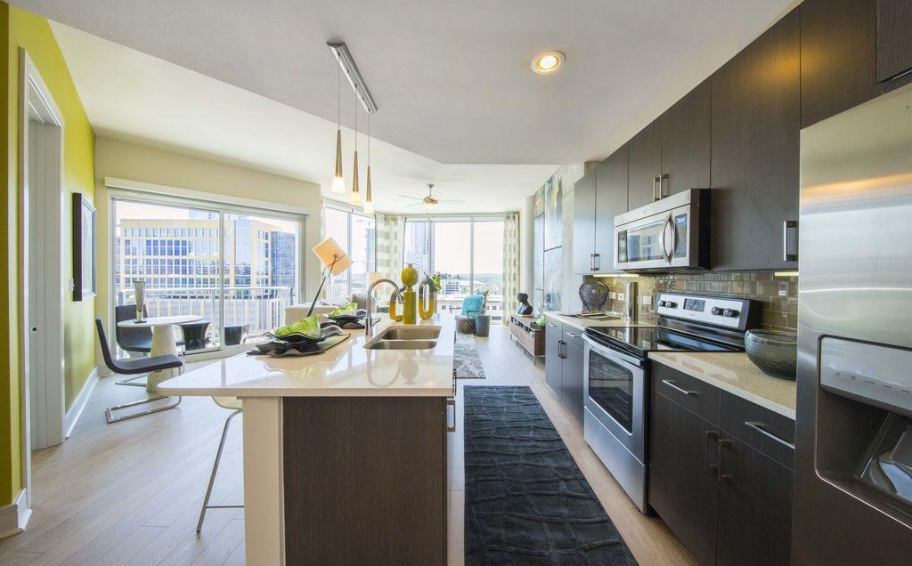 Seven condominium