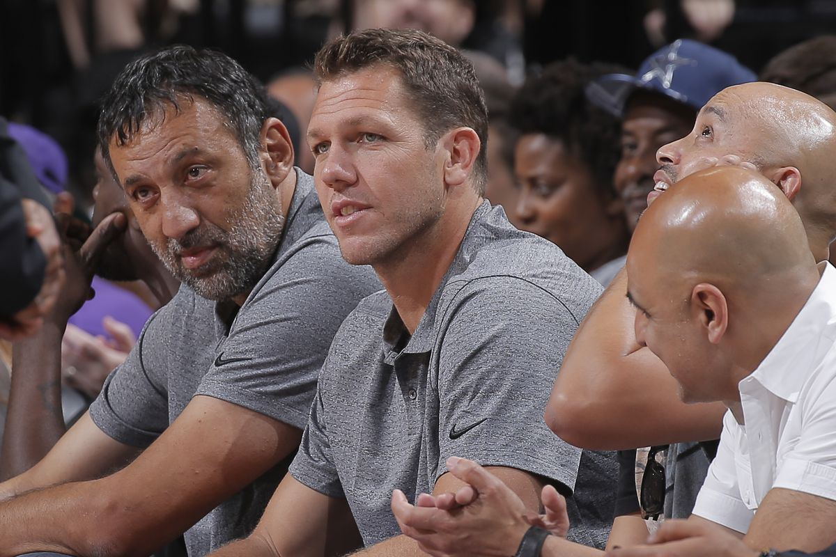 Will Luke Walton Take The Kings To The Next Level?