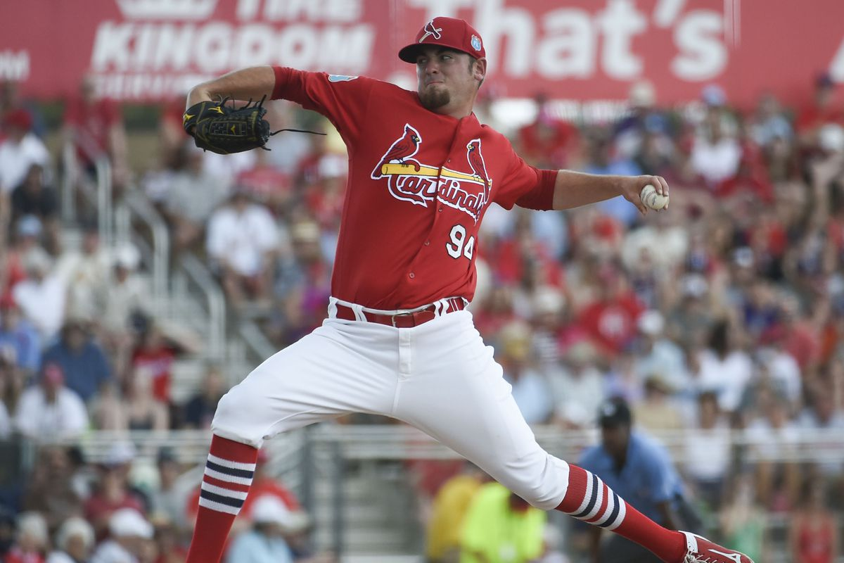 St Louis Cardinals Prospect Report Austin Gombers Complete Game