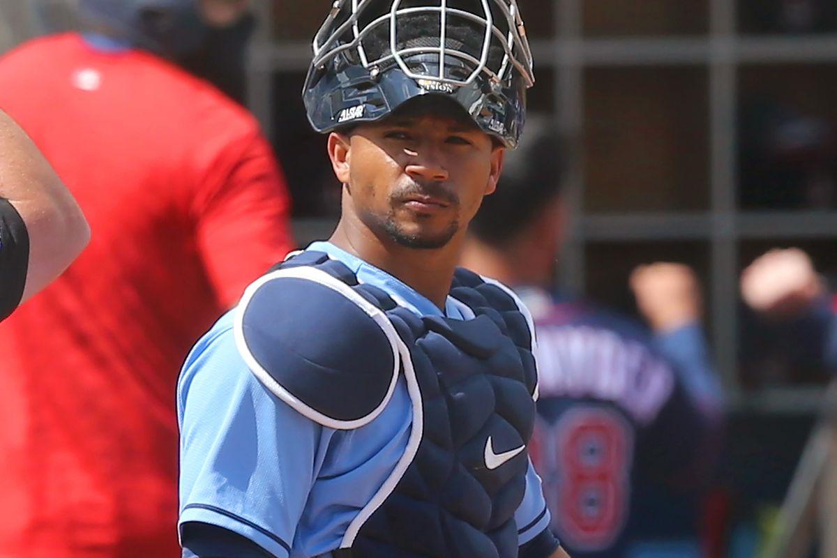 MLB: MAR 10 Spring Training - Twins at Rays