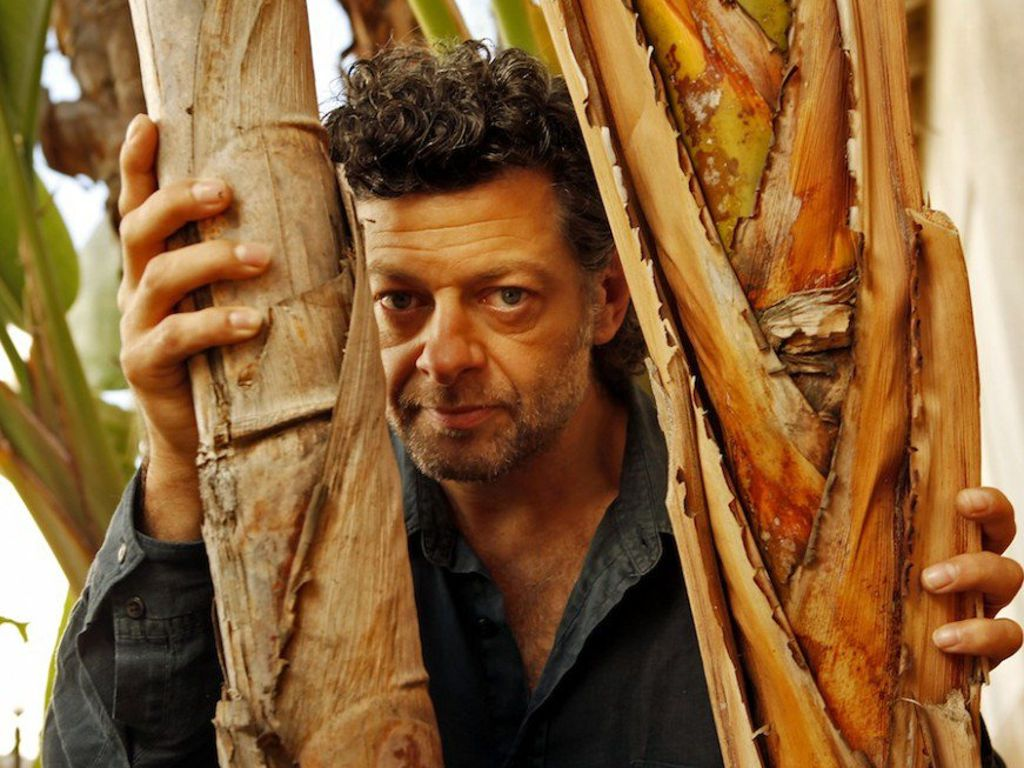 Andy Serkis in The Jungle Book