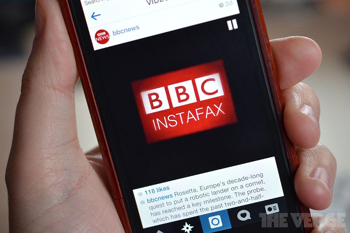BBC Instafax