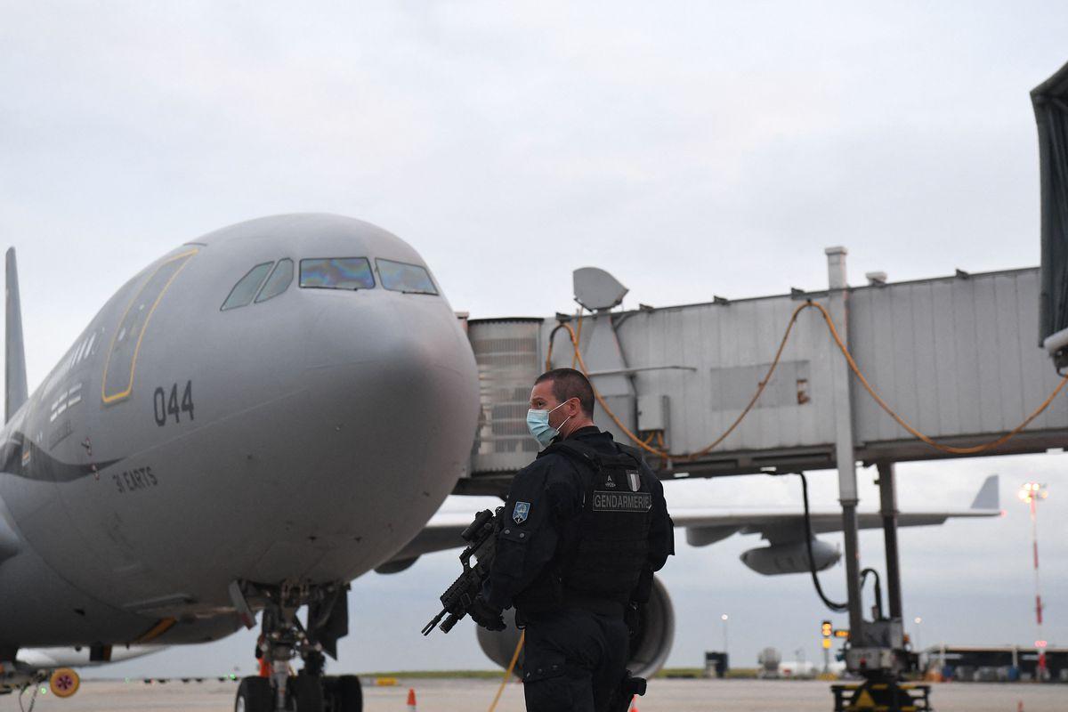 Afghan evacuation