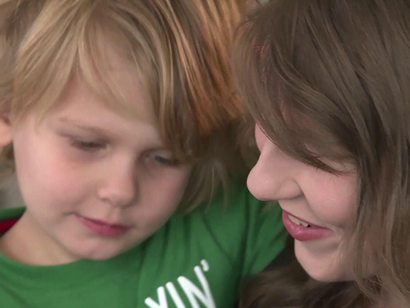 'I can do it boy': Utah mom describes son's attitude after arm chewed off by dogs