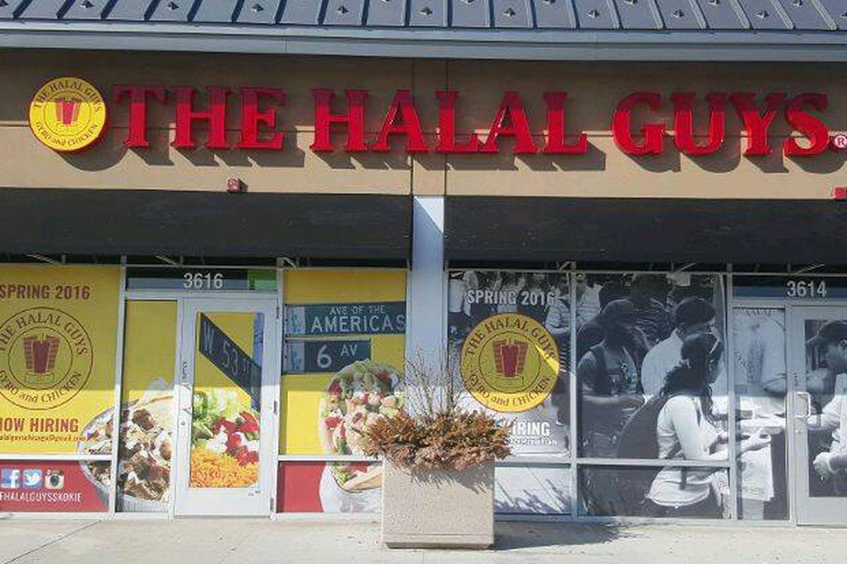 The Halal Guys Skokie