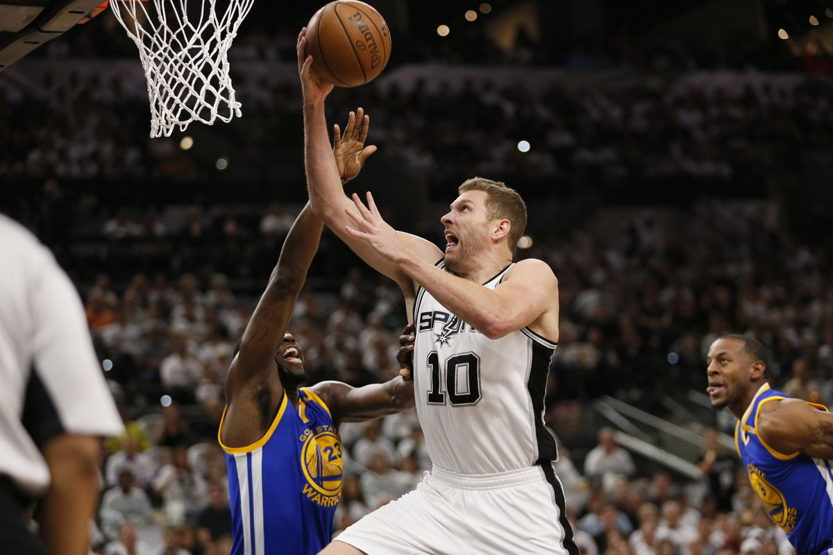 Why I wish the Spurs had room to re sign David Lee Pounding The Rock