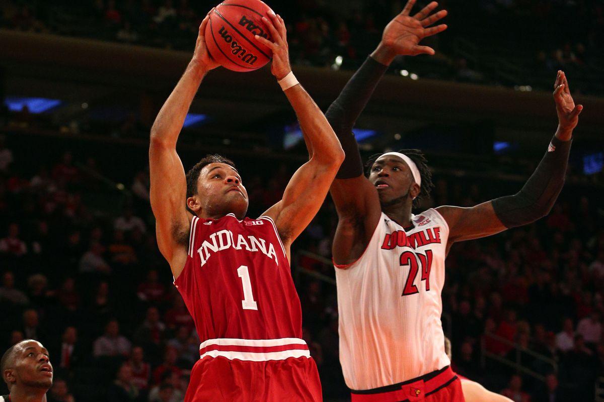 NCAA Basketball: Jimmy V Classic-Indiana vs Louisville
