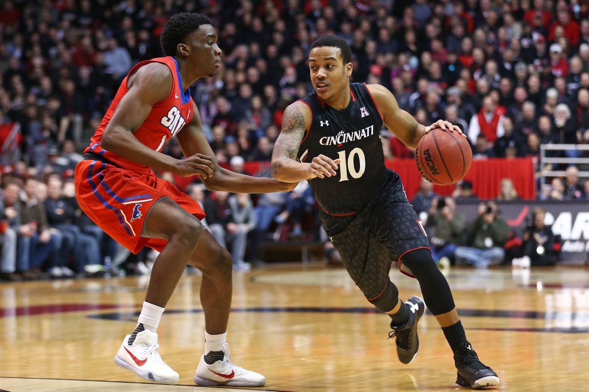 Image result for SMU vs Cincinnati basketball Live
