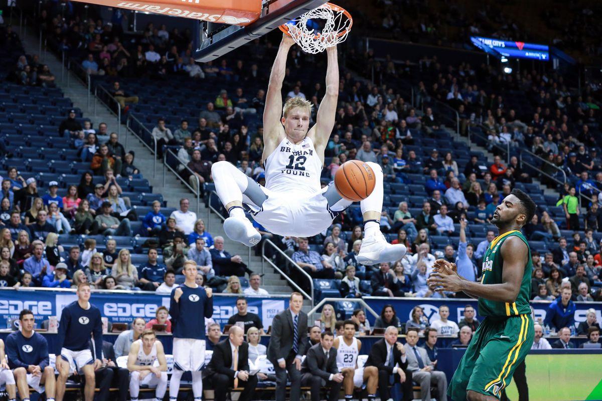 NCAA Basketball: San Francisco at Brigham Young