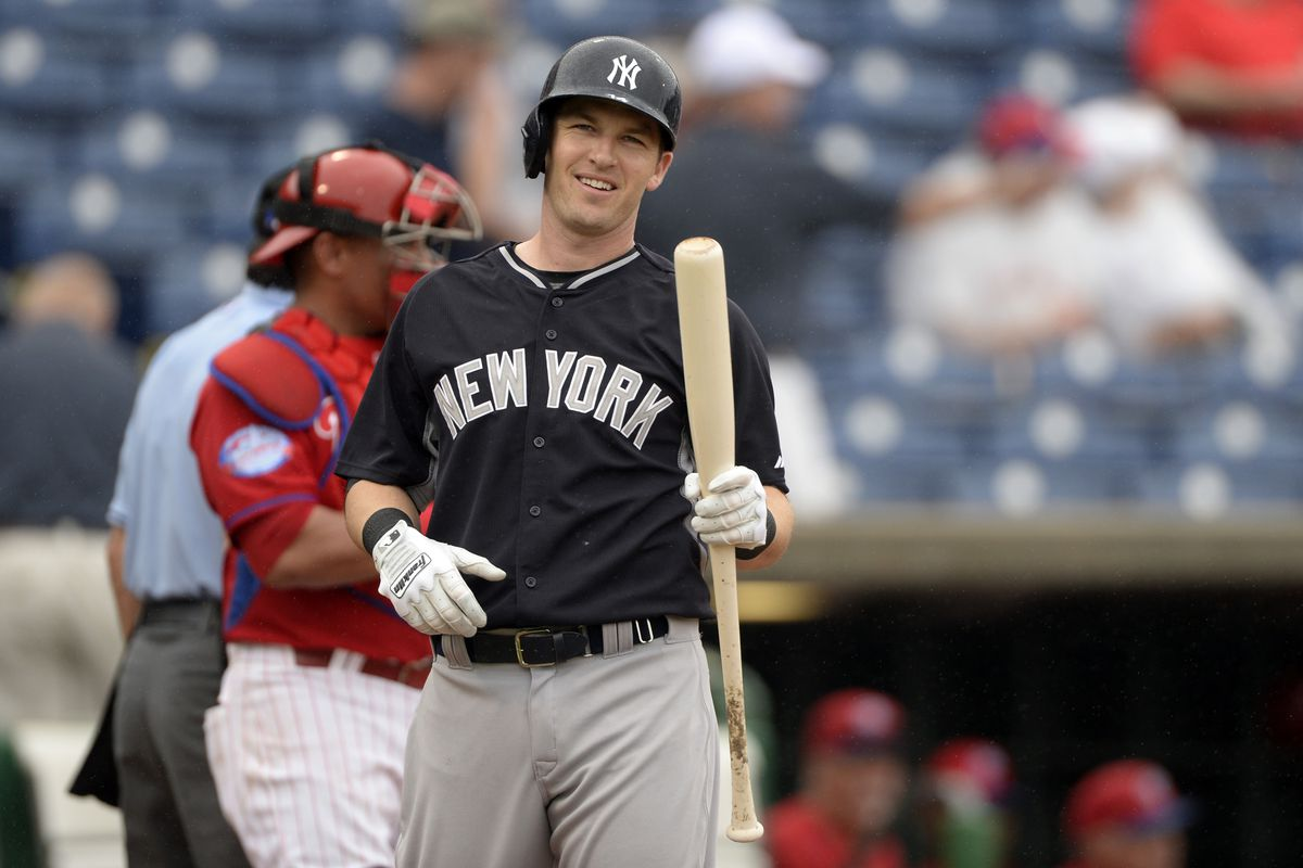 Stephen Drew reacts to a strikeout... should we get used to this?