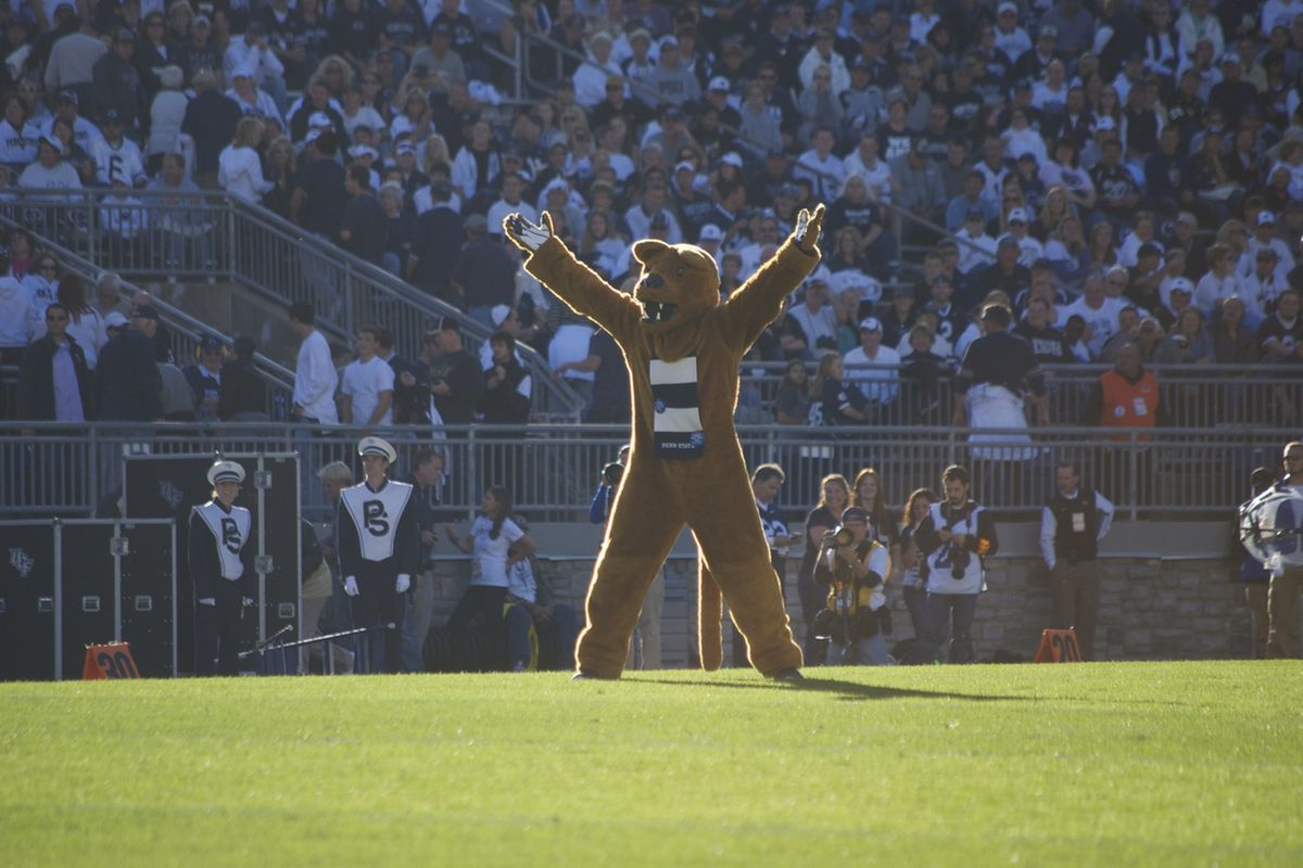 Nittany Lion Pumped