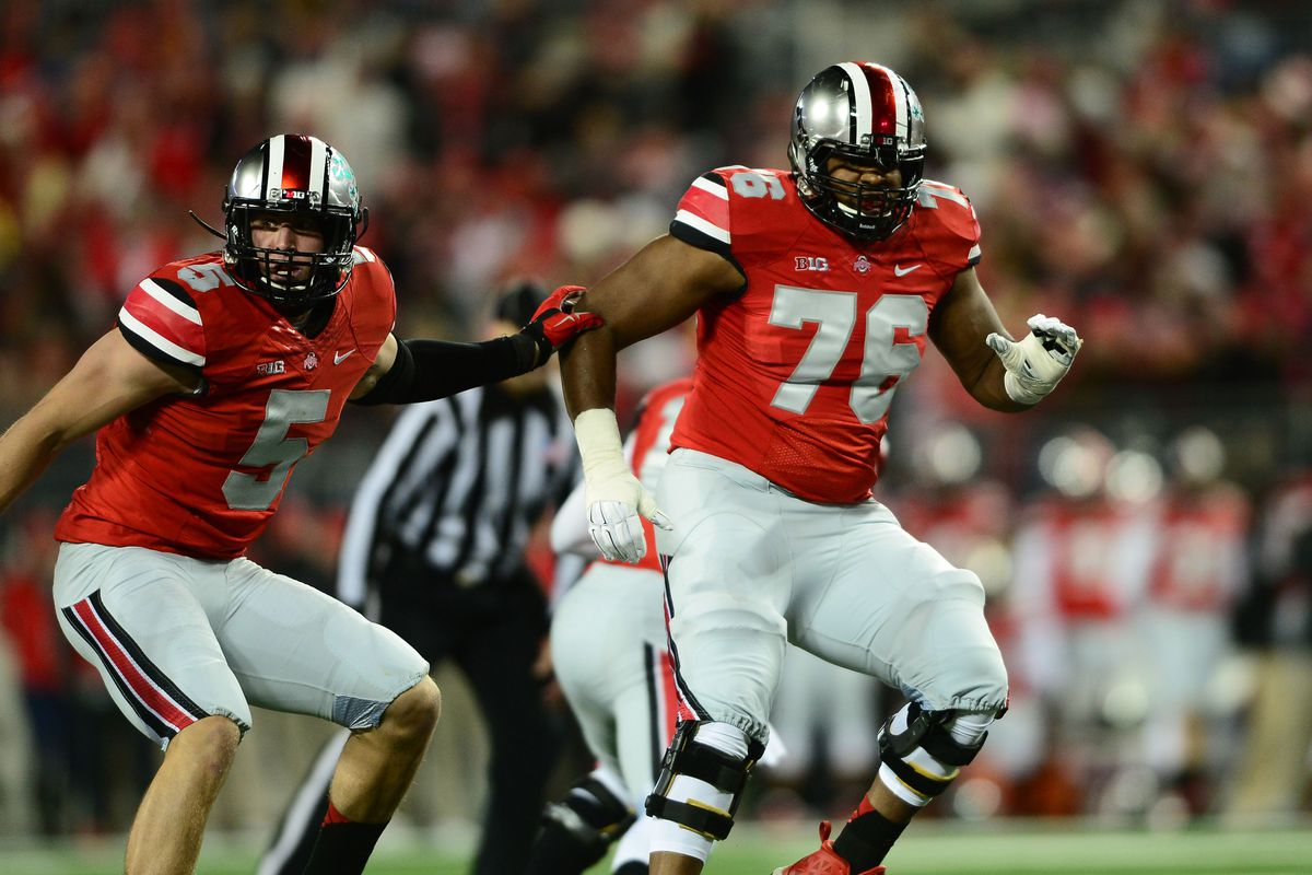 After helping Ohio State win a national championship, Darryl Baldwin has latched on in the NFL