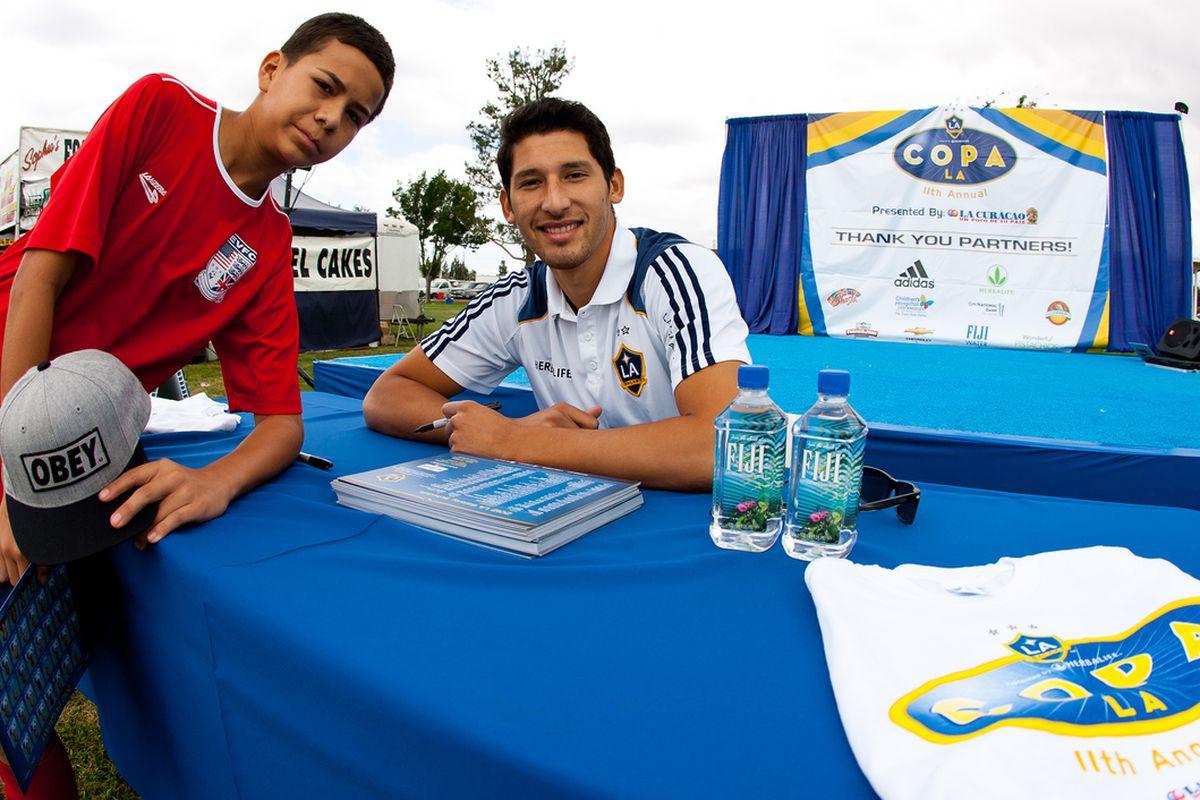online store 699f9 26d27 LA Galaxy Academy Youth Teams Participate In Copa LA - LAG ...