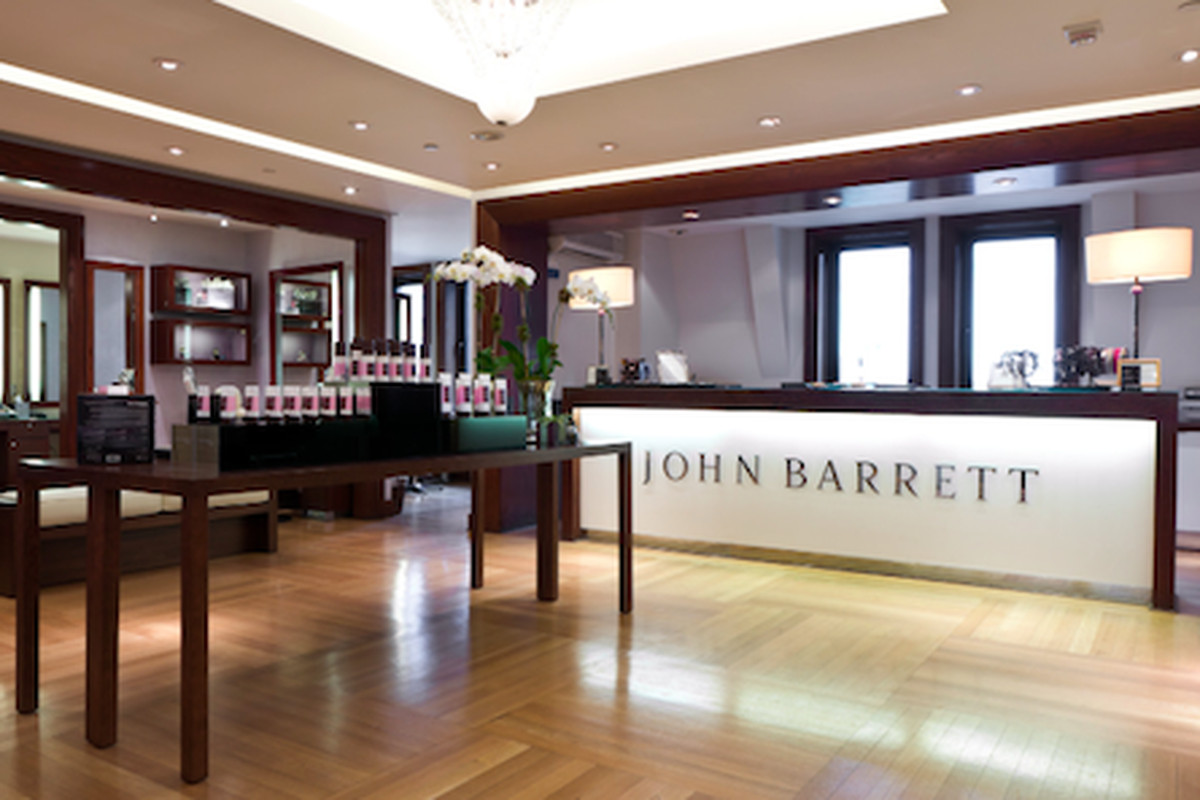 John barrett is opening a salon on bond street this fall - Bergdorf goodman salon ...
