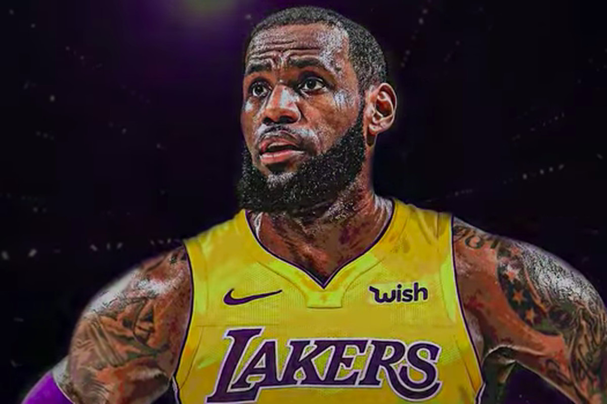 58601b1c2 Get excited for the LeBron James era with the Lakers with this hype video