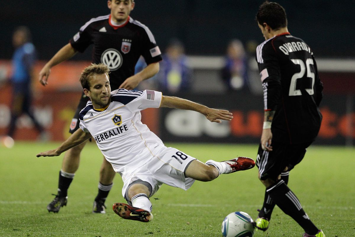"""Mike Magee's patented """"levitating scissors"""" tacking technique is certainly something to look out for."""