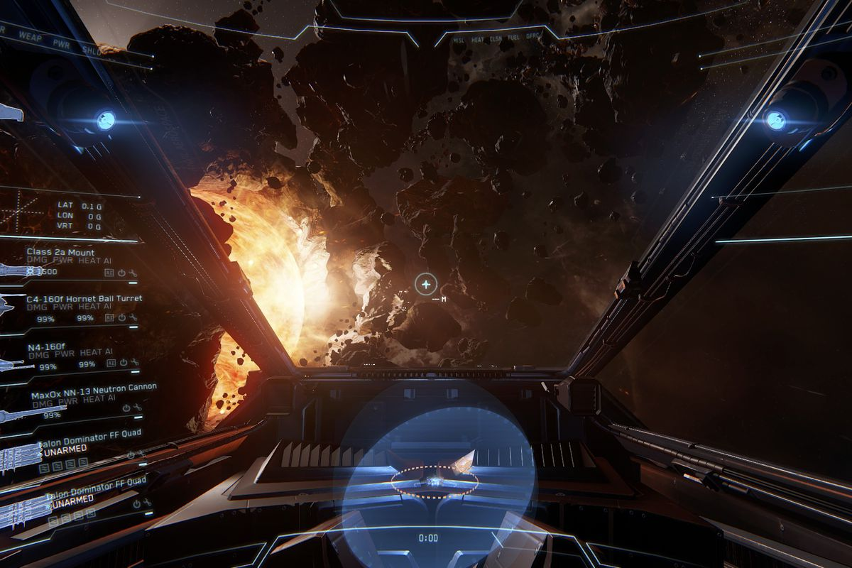 Star Citizen's Arena Commander is the first tantalizing taste of a