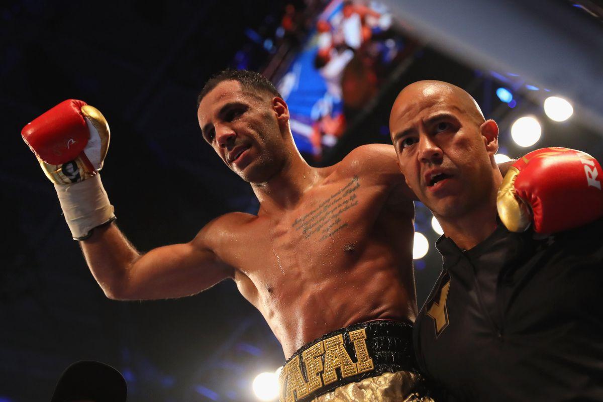 Anthony Joshua v Carlos Takam - World Heavyweight Title Fight