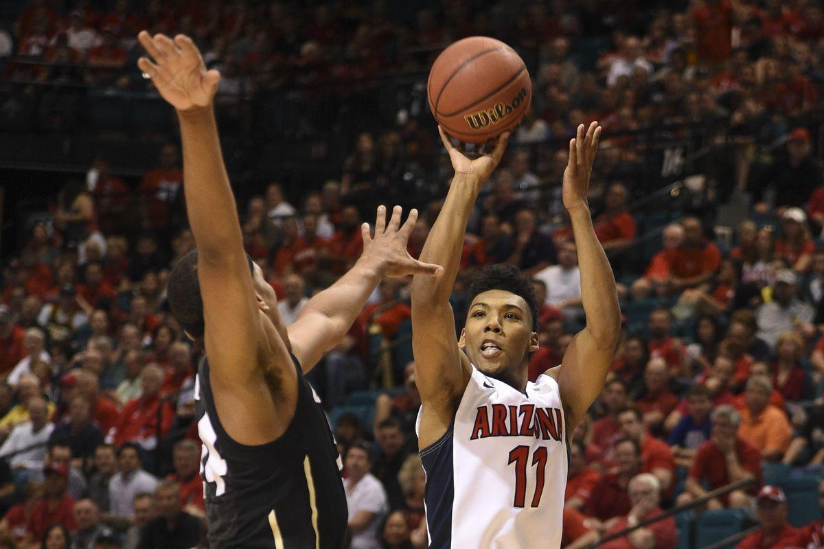 NCAA Basketball: PAC-12 Conference Tournament-Colorado vs Arizona