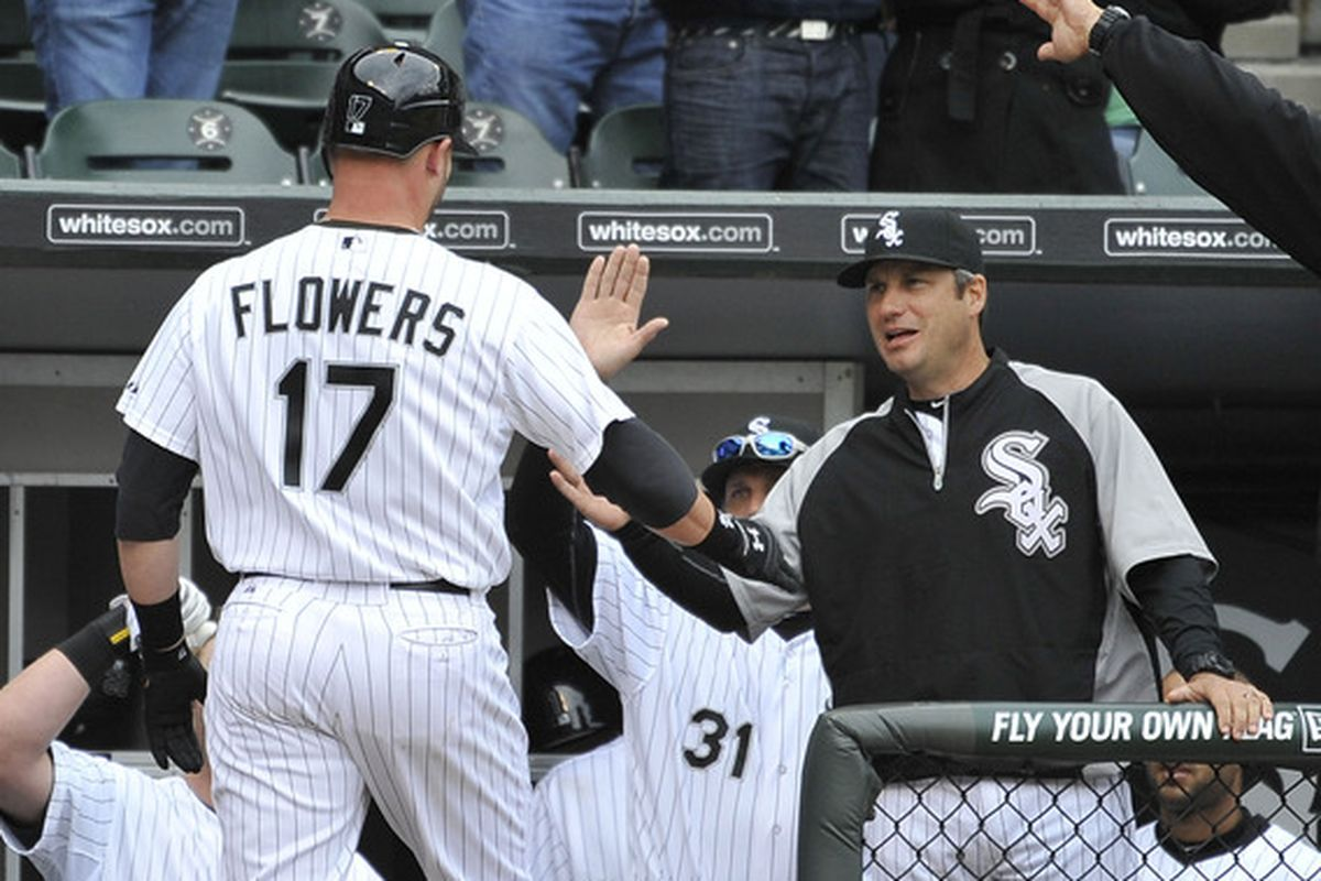 Tyler Flowers Injury White Sox C Did Not Disclose Severity