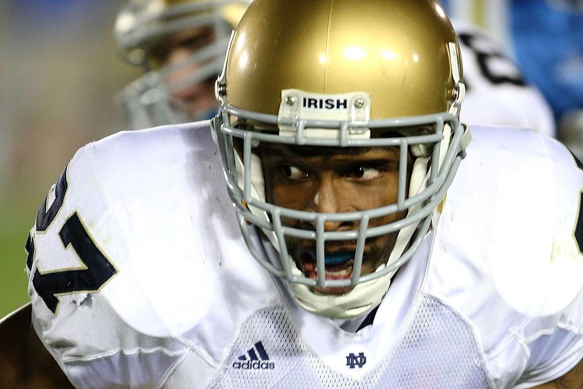 Notre Dame v UCLA