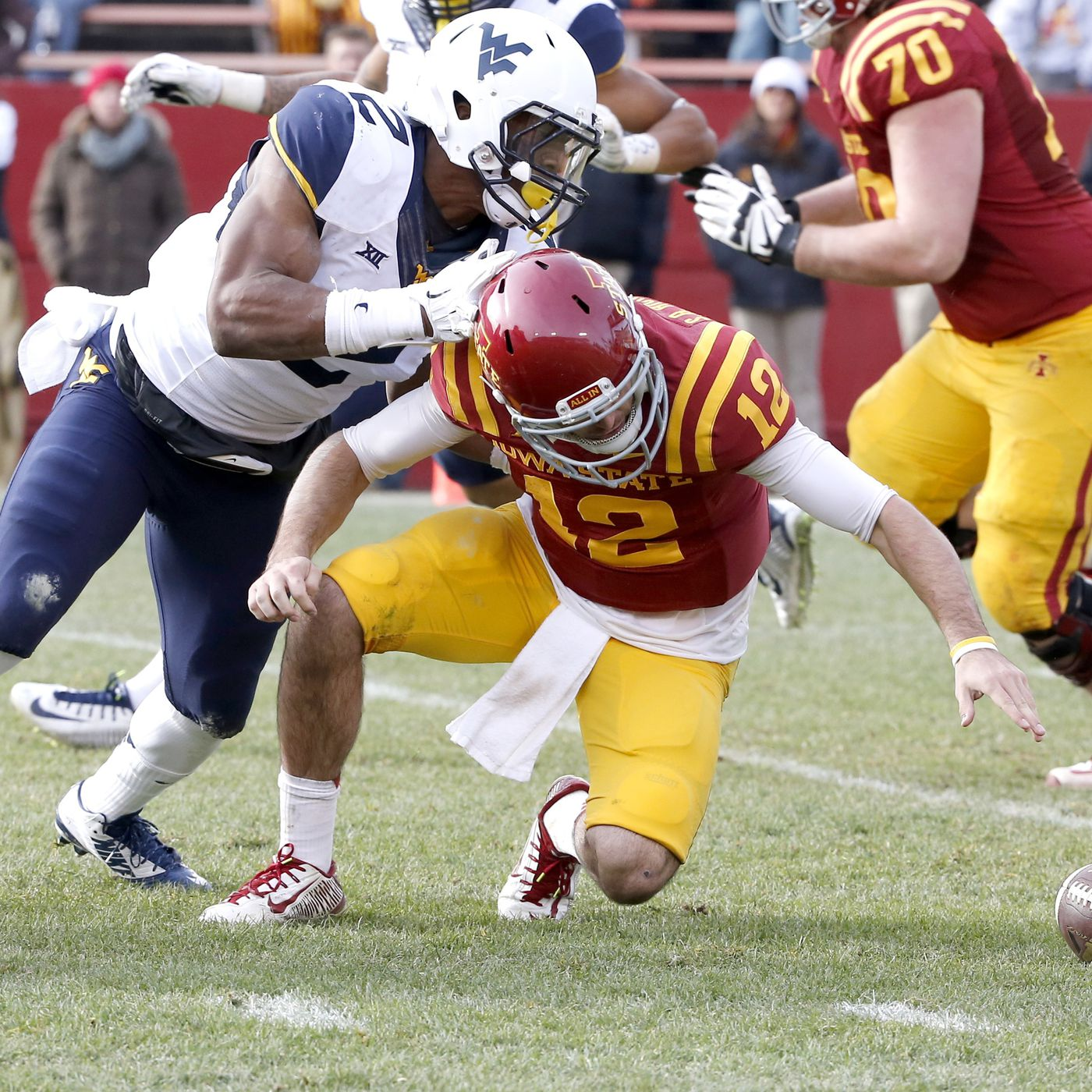 2015 Iowa State Football  Five Reasons for Pessimism - Wide Right ... 27b714390