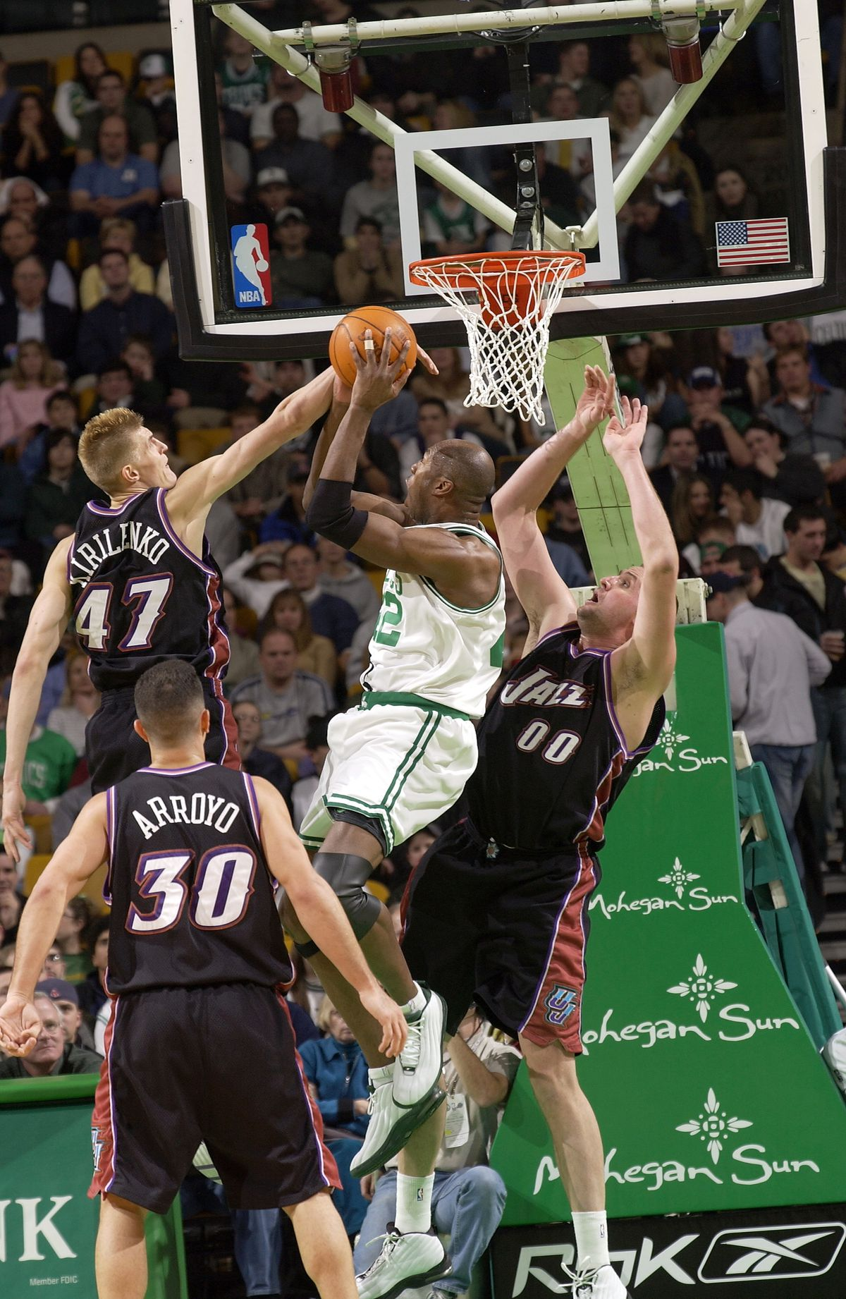 Jazz v Celtics