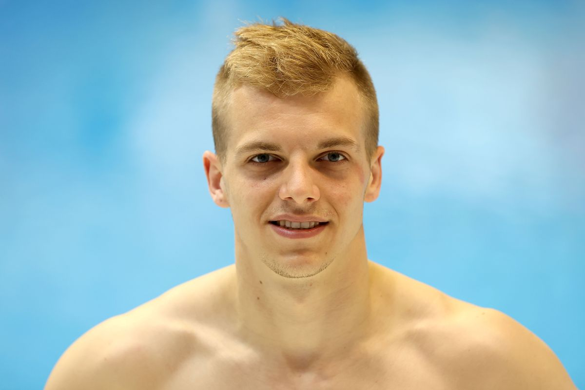 German diver Timo Barthel will compete in the 10-meter platform.