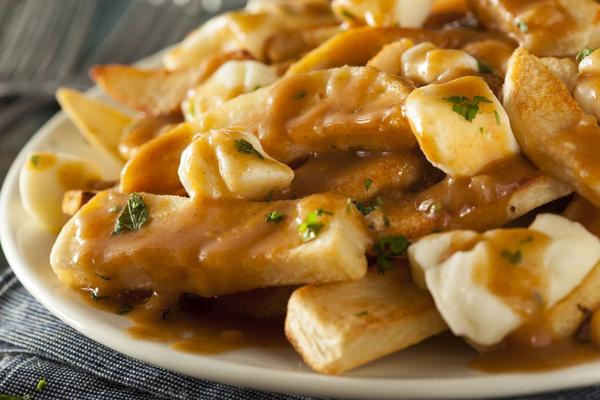 Poutine, now in the dictionary.