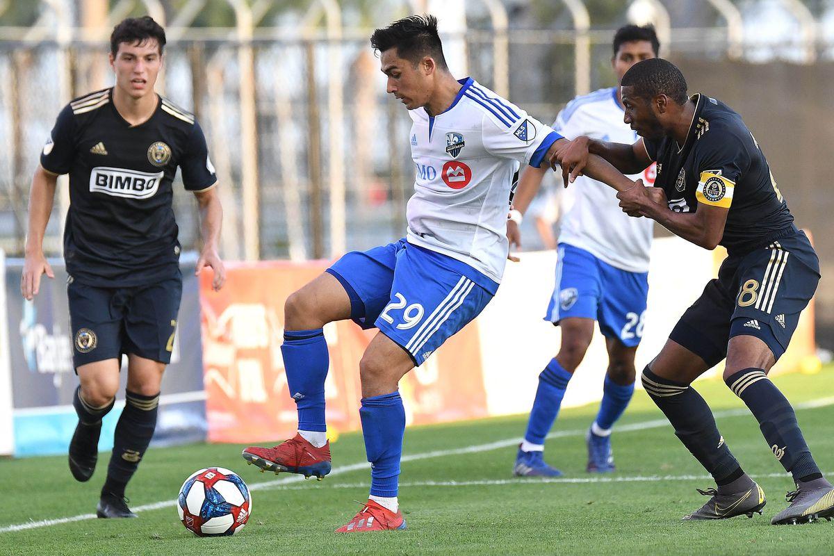 MLS: Rowdies Suncoast Invitational-Philadelphia Union at Montreal Impact