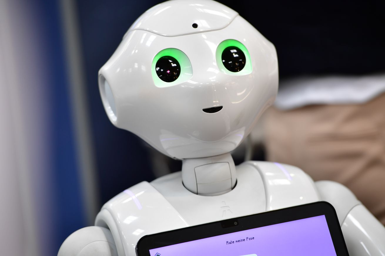 the uk invited a robot to give evidence in parliament for attention